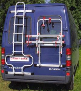 PORTE VELOS CARRY BIKE 200 DJ - DUCATO <2006 2 PORTES