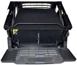 COFFRE-FORT MOBIL-SAFE DUCATO X250 EasyFix Laptop  - 28x18x45cm