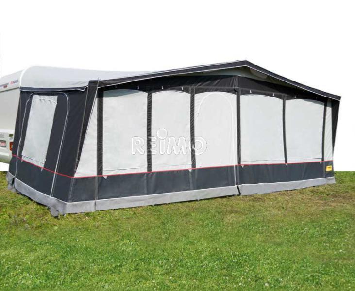 auvent de caravane ancona de reimo d velopp 925 950cm. Black Bedroom Furniture Sets. Home Design Ideas