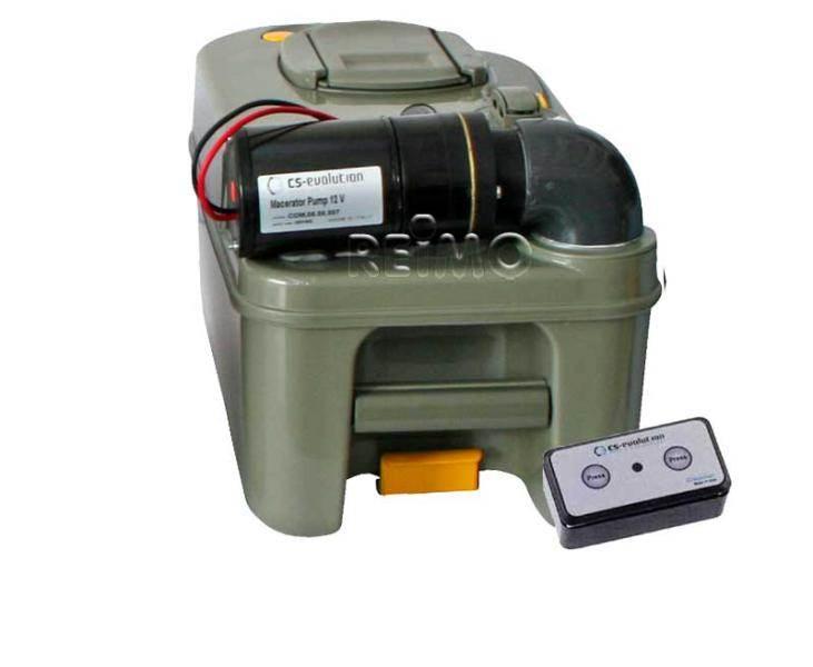 clean evolution pompe pour cassette thetford c200. Black Bedroom Furniture Sets. Home Design Ideas
