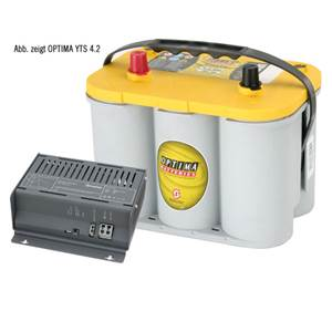 KIT BATTERIE/CHARGEUR MOVER POWERset PLUS 75Ah