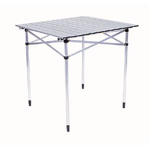 TABLE ALU ENROULABLE DUO CLASSIQUE