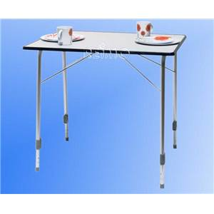 TABLE DE CAMPING SORRENT 4 DELUXE 80 X 60 CM