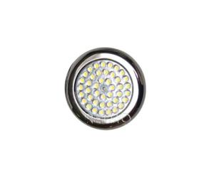 SPOT PLAT EN SAILLIE 42 LEDS 90X7.3mm