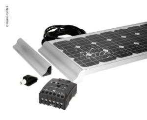 KIT SOLAIRE CARBEST 100W STARTER
