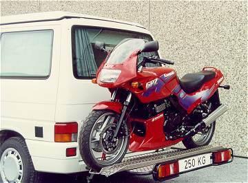 Adaptateur vw t5 dps 04 2003 sans att remorque porte - Remorque porte moto grosse cylindree ...