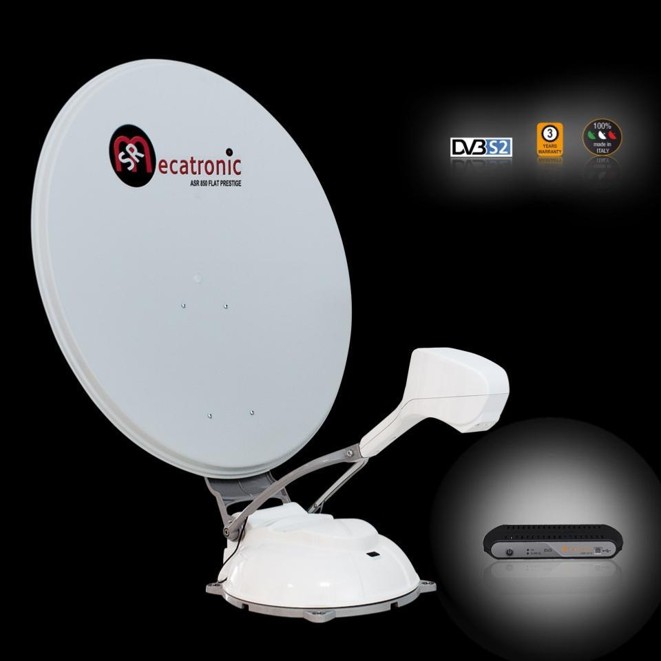 antenne satellite automatique asr850 flat prestige 85 cm monosat astra 19 2. Black Bedroom Furniture Sets. Home Design Ideas