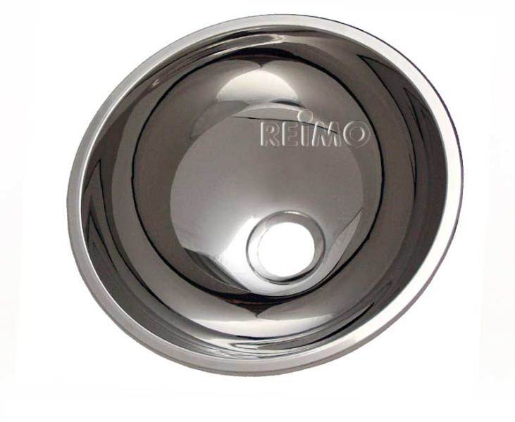 Evier Inox Rond Can 300x140mm