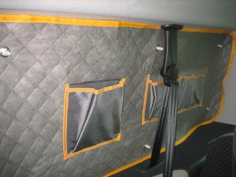 Volets isolants pour berlingo apres 2008 for Volets interieurs isolants