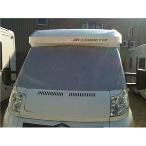 PareSoleil VISIOPLAIR pour Camping car PROFILES DUCATO de 2002 à  2006