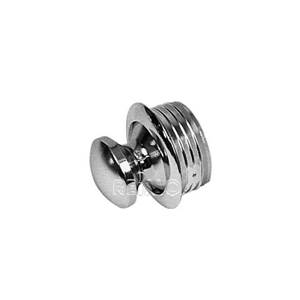 BOUTON DE RECHANGE CHROME POUR PUSH LOCK MINI