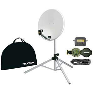 KIT LIGHT PARABOLE MAXVIEW