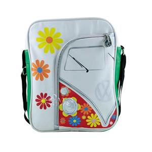 SAC BANDOUILLERE HAUT VW COLLECTION DECOR FLOWER