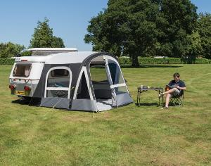 AUVENT GONFLABLE KAMPA POP 260 Air PRO pour CARAVANES ERIBA PUCK