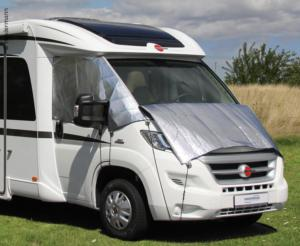 PROTECTION EXTERIEURE PAREBRISE+FENETRES FOUR SEASONS - Renault Master III > 2010