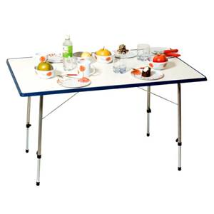 TABLE DE CAMPING ULF 115 X 70 CM