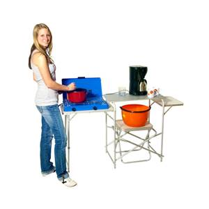 Meuble de cuisine de camping max easy Grilles etageres fines pour meubles de cuisines camping car