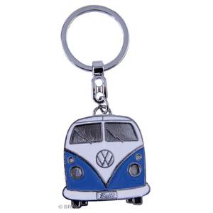 PORTE CLE VW COLLECTION BLEU