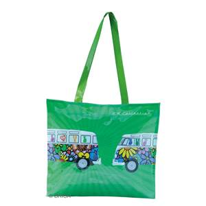 SAC A COURSES PVC VW COLLECTION DECOR LOVE BUS