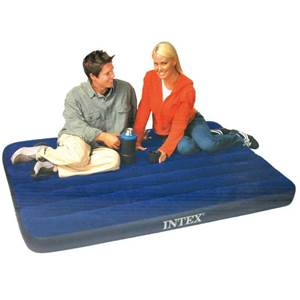 MATELAS GONFLABLE QUEEN 152 X 203 X 22CM