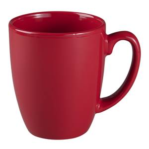 MUG CORELLE ROND 325ml - ROUGE -Collection CAFE RED