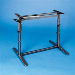 PIED DE TABLE TRAVELSTYLE 680MM BRUN