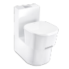 TOILETTE CÉRAMIQUE DOMETIC SANEO® CONFORT CW