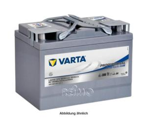 BATTERIE VARTA PROFESSIONAL DEEP CYCLE AGM LAD150Ah