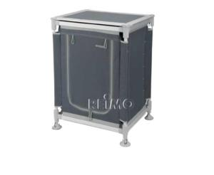 Meuble cuisine bas 3 tages moducamp westifield 62x49xh85cm Grilles etageres fines pour meubles de cuisines camping car