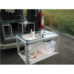 KITCHENETTE TRANSPORTABLE - TOUS VÉHICULES
