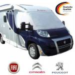PROTECTION EXTERIEURE ISOTHERME LUX HINDERMANN - Ford Transit > 2014 - partie haute