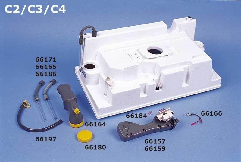 contacteur wc cassette thetford c2 c3. Black Bedroom Furniture Sets. Home Design Ideas