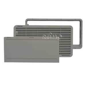 grille de ventilation ls 300 gris clair pour dometic 103l. Black Bedroom Furniture Sets. Home Design Ideas