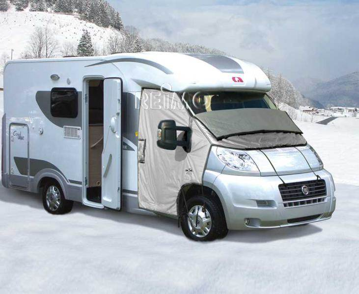 isolation extrieure avant camping car ducato boxer. Black Bedroom Furniture Sets. Home Design Ideas