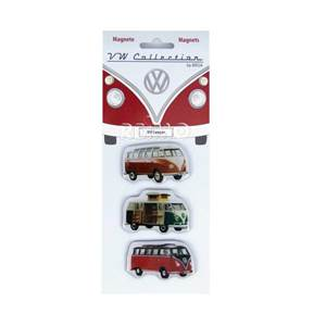 MAGNET VW Collection - VW Bus 3 Bulli Silhouette