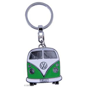 PORTE CLE VW COLLECTION VERT