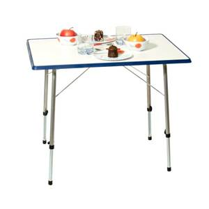 TABLE DE CAMPING BJORN 80 X 60 CM