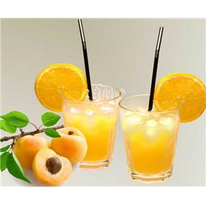 LOT DE 2 VERRES A JUS DE FRUIT - 30cl - CAMP4 PROVENCE