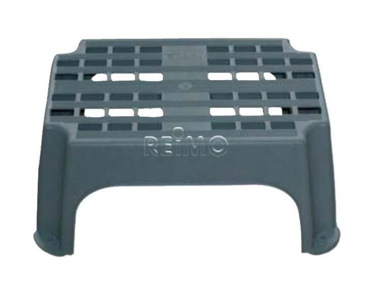 marche pied step plastique renforc 460x280xh230mm. Black Bedroom Furniture Sets. Home Design Ideas