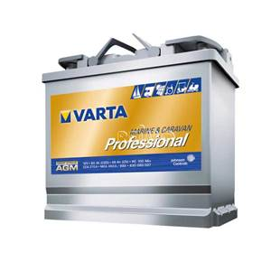 BATTERIE VARTA PROFESSIONAL DEEP CYCLE AGM LAD60Ah