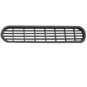 GRILLE VENTILATION OVALE 205X40MM