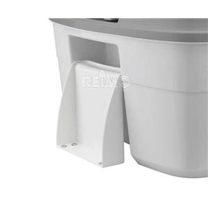 HOLD DOWN KIT - KIT FIXATION WC PORTA POTTI QUBE 365