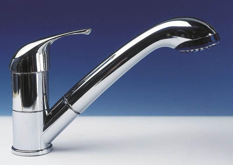 robinet mitigeur kama avec douchette julia raccord tetine 10mm