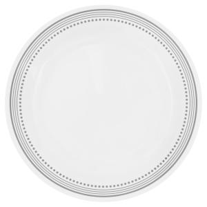 DESTOCKAGE ASSIETTE RONDE 26 CM CORELLE - MYSTIC GRAY