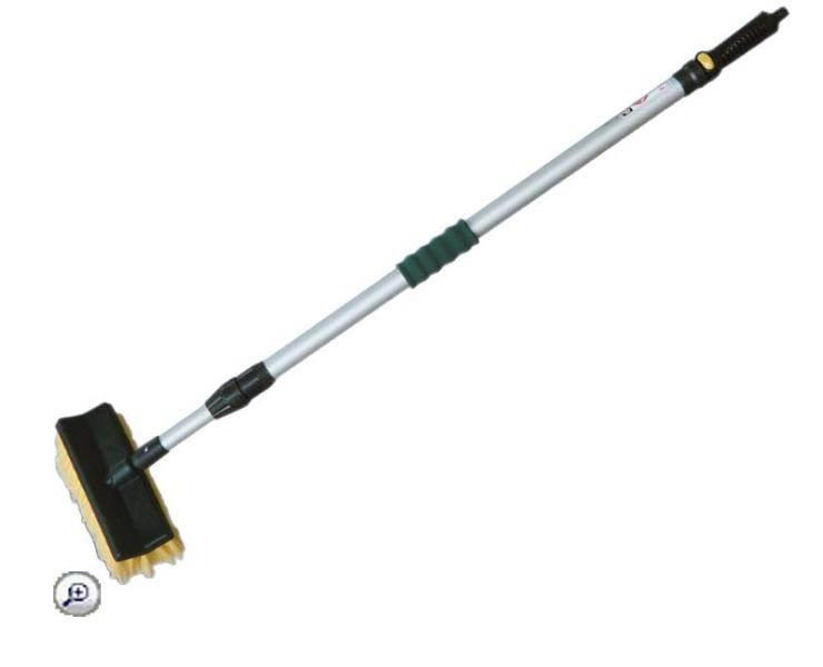 Balai brosse souple connexion sur tuyau - Balai brosse telescopique ...
