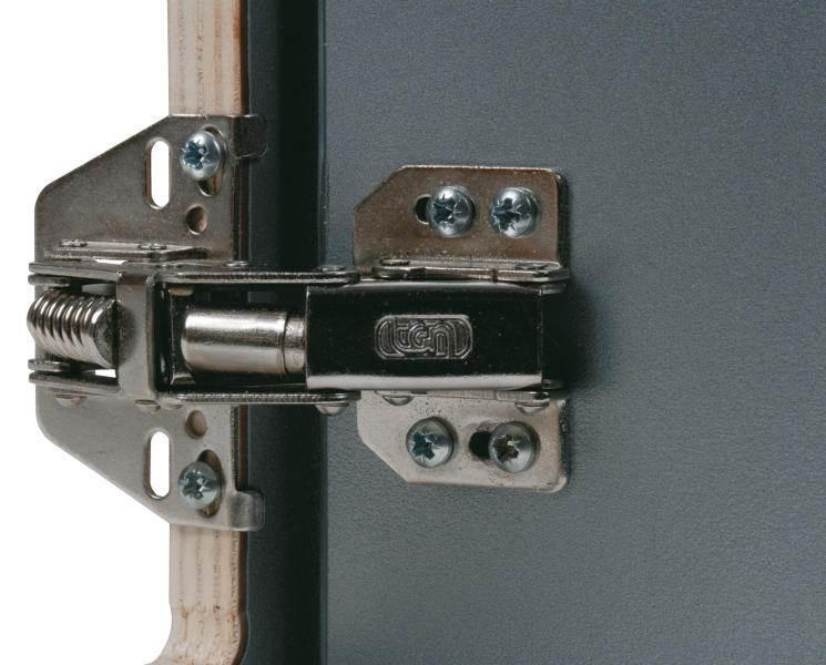 Charniere de meuble a ressort piston 92 2 pi ces - Charniere a ressort ...