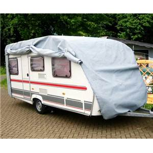 PROTECTION INTEGRALE GRISE DE CARAVANE 510X250CM