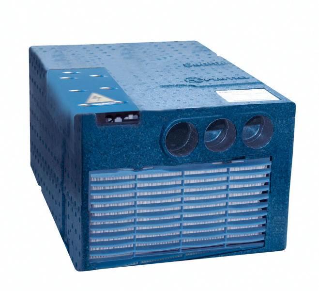 systeme de climatisation pour coffres truma saphir compact. Black Bedroom Furniture Sets. Home Design Ideas