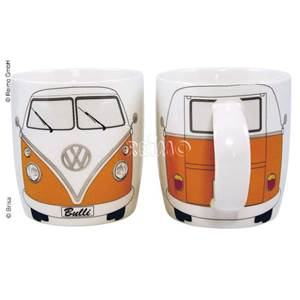 TASSE MUG VW COLLECTION DECOR BULLI ORANGE