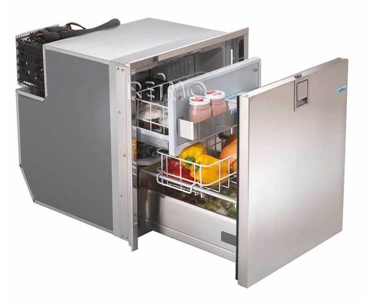 r frig rateur et congelateur a compression webasto drawer dr49 inox 49 litres. Black Bedroom Furniture Sets. Home Design Ideas